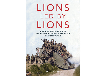 Lions Led By Lions book cover