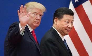 Presidenst Trump and Xi