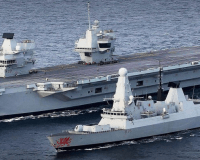 The Brexit Defence Review - The Royal Navy First