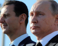 Potential Russian Trough War Flash points - Syria